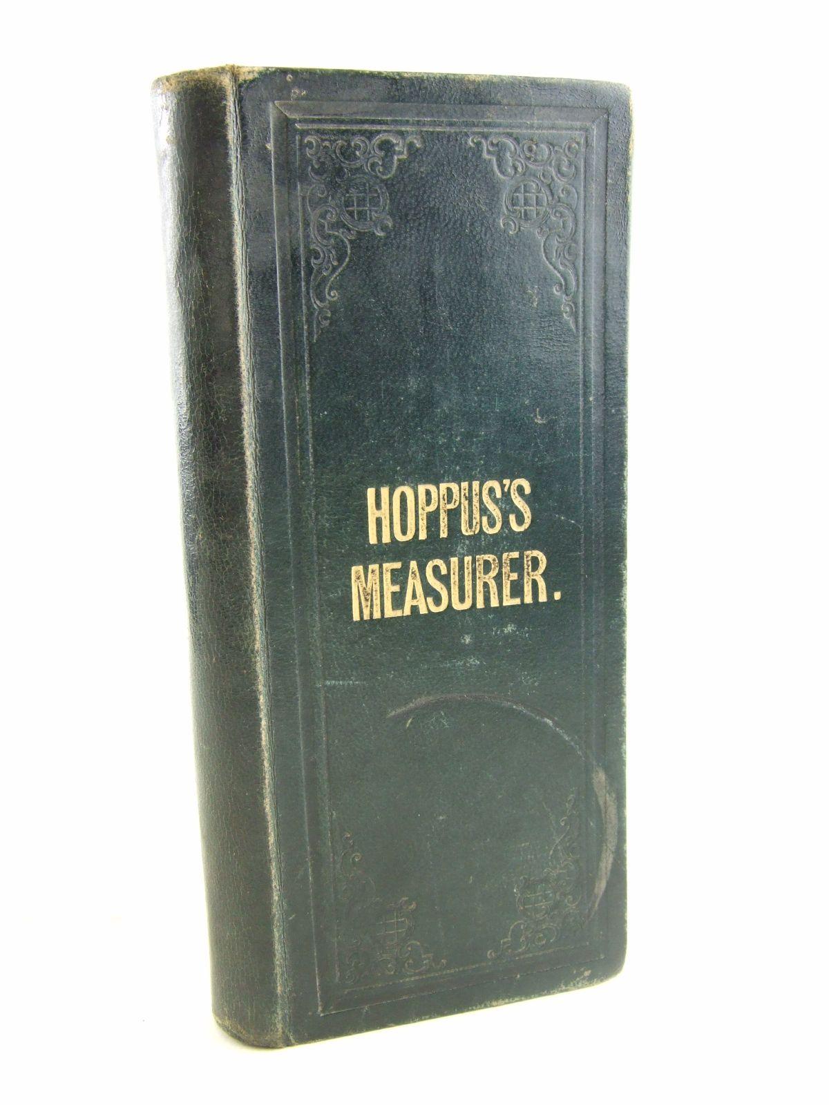 Photo of HOPPUS'S PRACTICAL MEASURER- Stock Number: 1805945