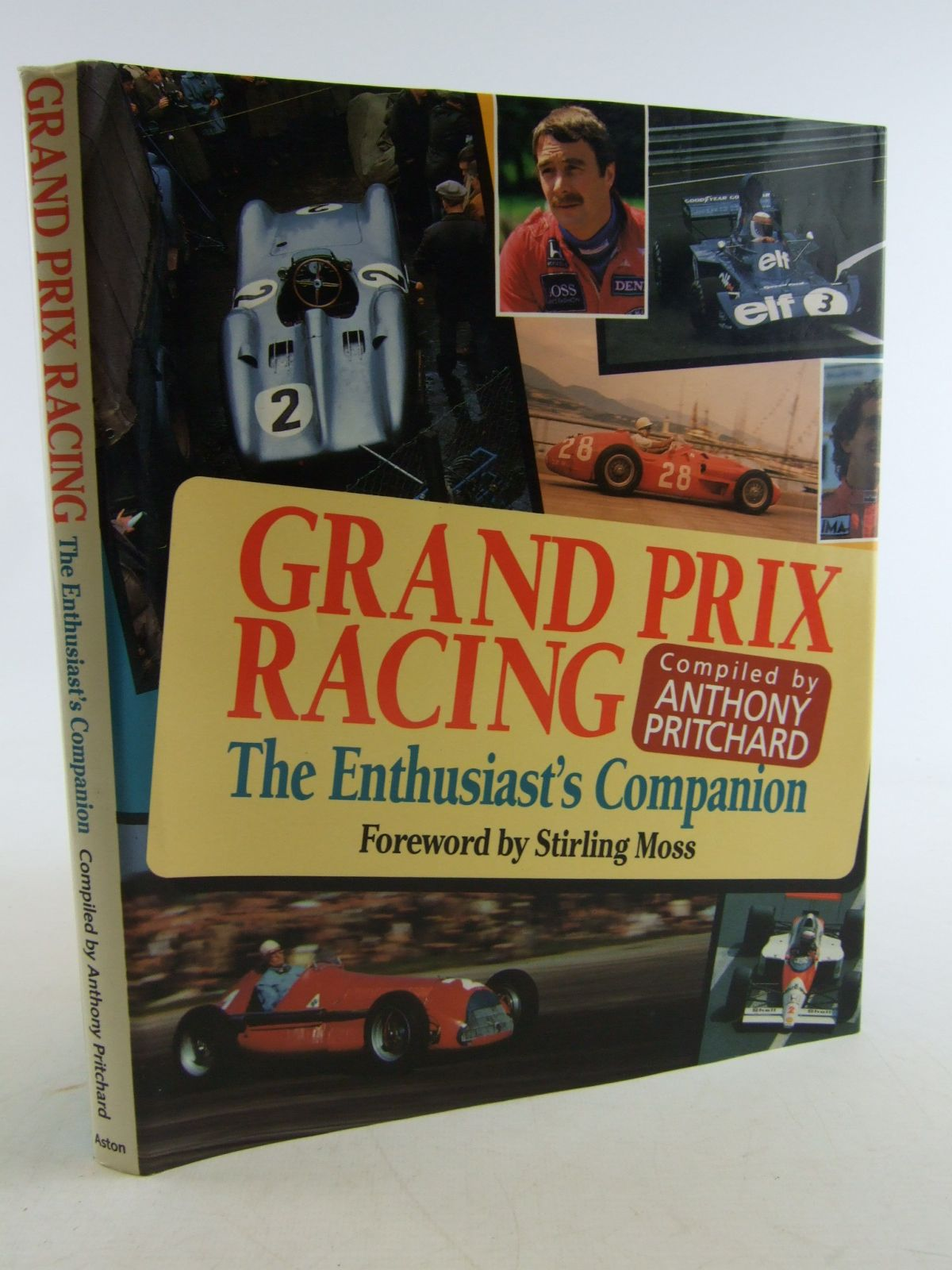 Photo of GRAND PRIX RACING THE ENTHUSIAST'S COMPANION- Stock Number: 1806030