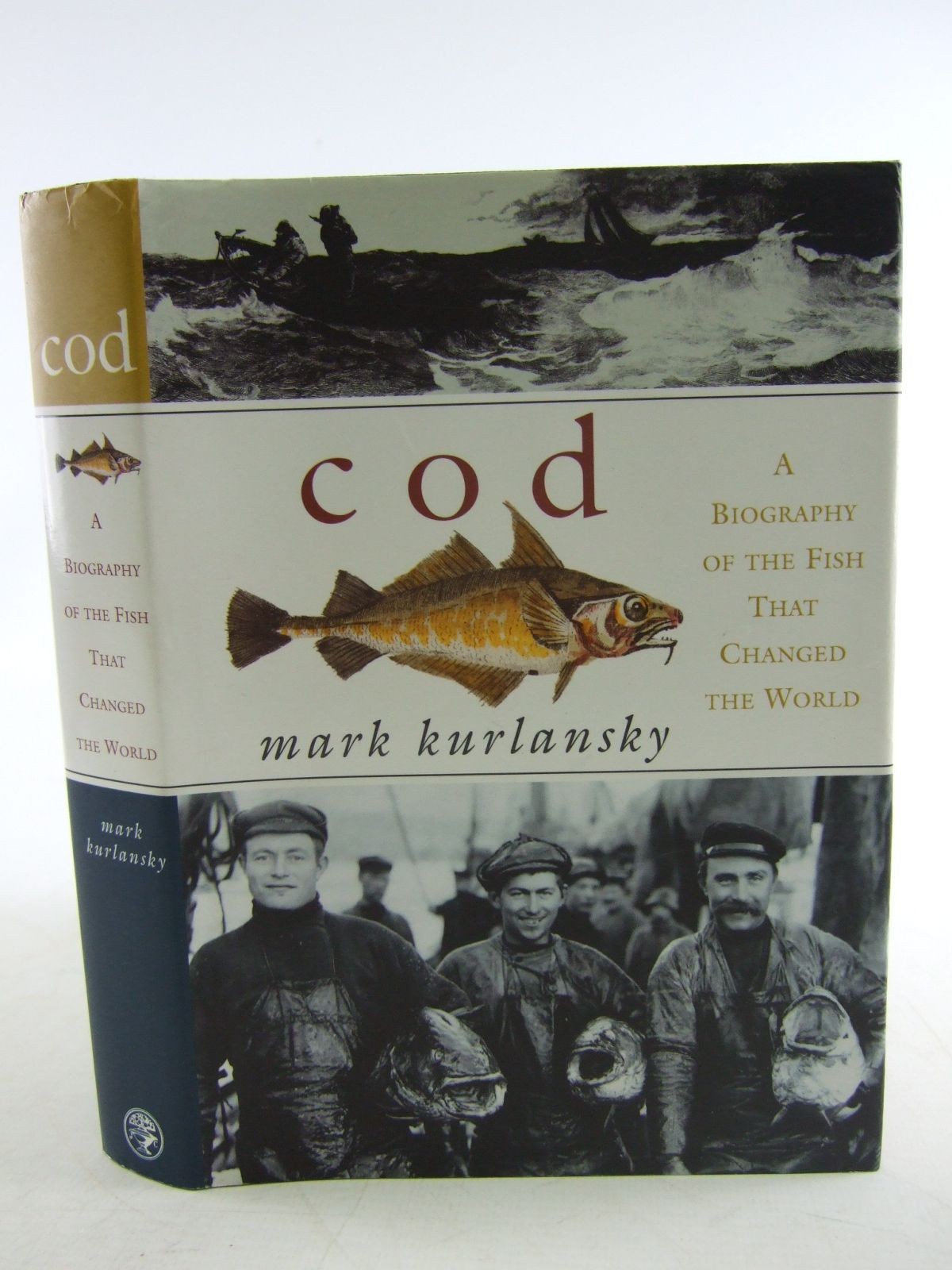 Photo of COD A BIOGRAPHY OF THE FISH THAT CHANGED THE WORLD- Stock Number: 1806291