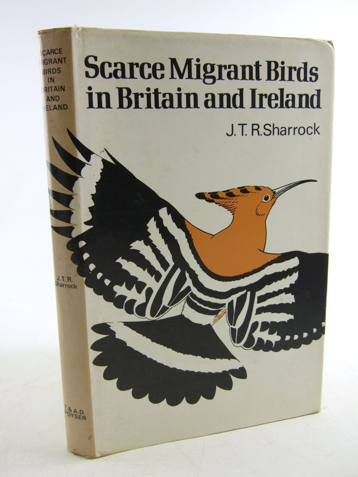 Photo of SCARCE MIGRANT BIRDS IN BRITAIN AND IRELAND written by Sharrock, J.T.R. illustrated by Grant, P.J. published by T. & A.D. Poyser (STOCK CODE: 1806321)  for sale by Stella & Rose's Books