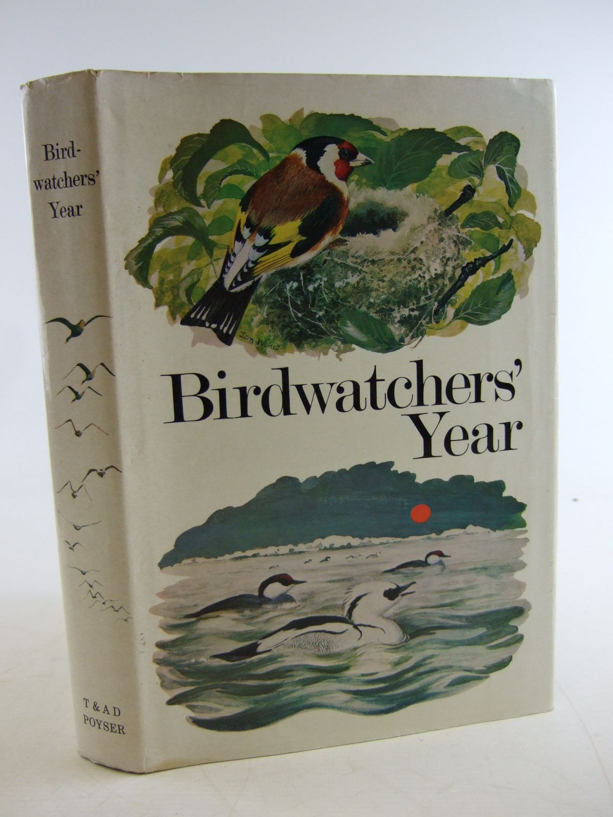 Photo of BIRDWATCHERS' YEAR- Stock Number: 1806334
