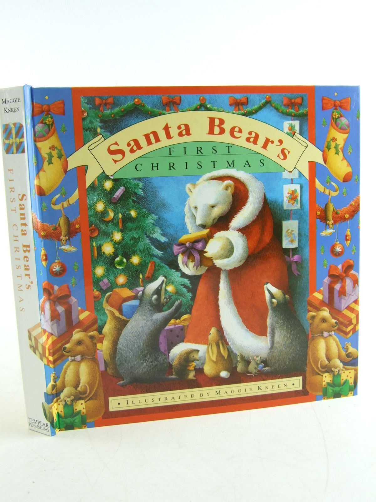 Photo of SANTA BEAR'S FIRST CHRISTMAS- Stock Number: 1806485