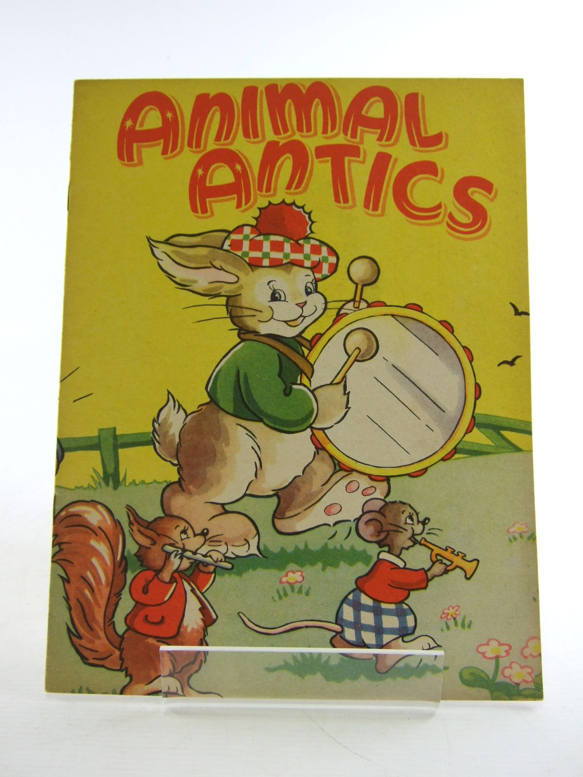 Photo of ANIMAL ANTICS published by The Children's Press (STOCK CODE: 1806553)  for sale by Stella & Rose's Books