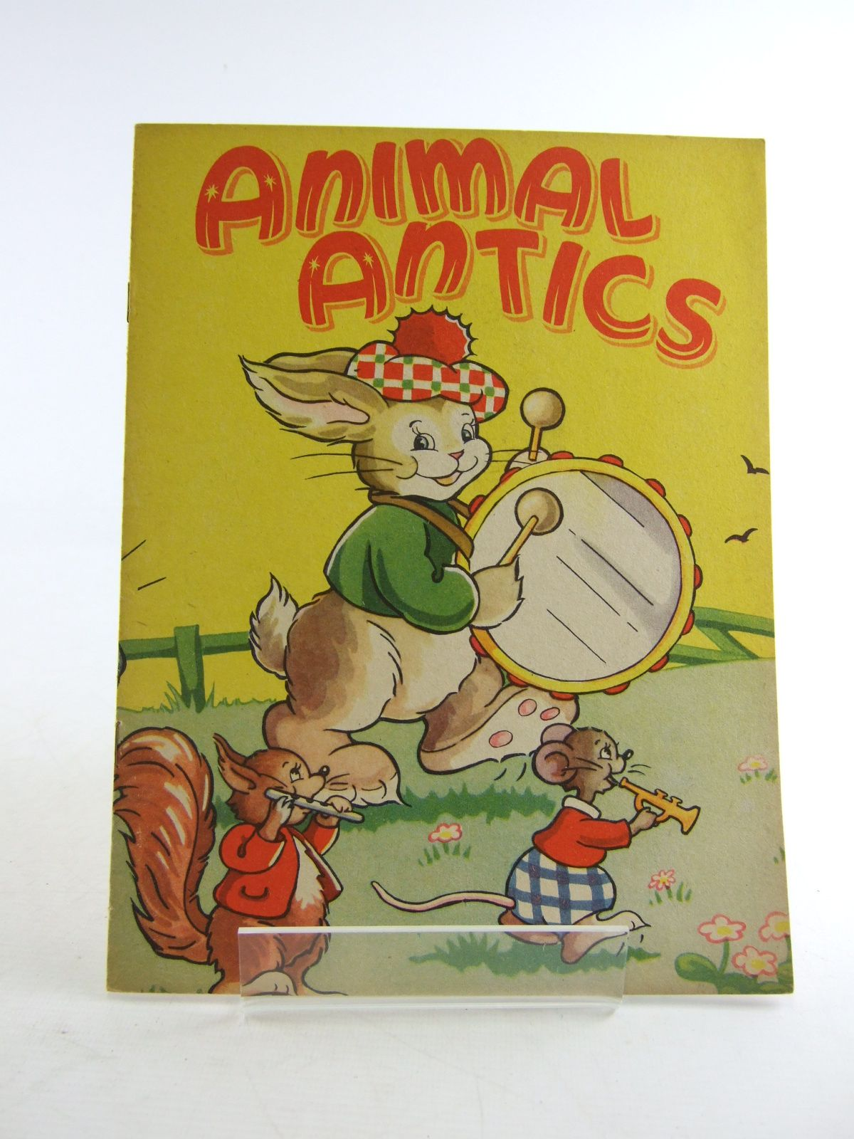 Photo of ANIMAL ANTICS published by The Children's Press (STOCK CODE: 1806558)  for sale by Stella & Rose's Books