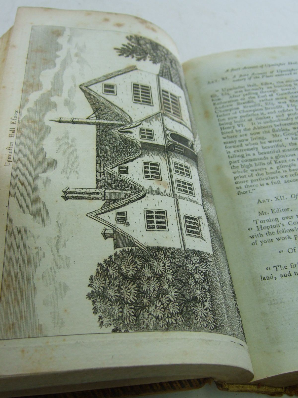 Photo of THE TOPOGRAPHER FOR THE YEAR 1789 VOLUME I published by Robson And Clarke, J. Walker (STOCK CODE: 1806598)  for sale by Stella & Rose's Books