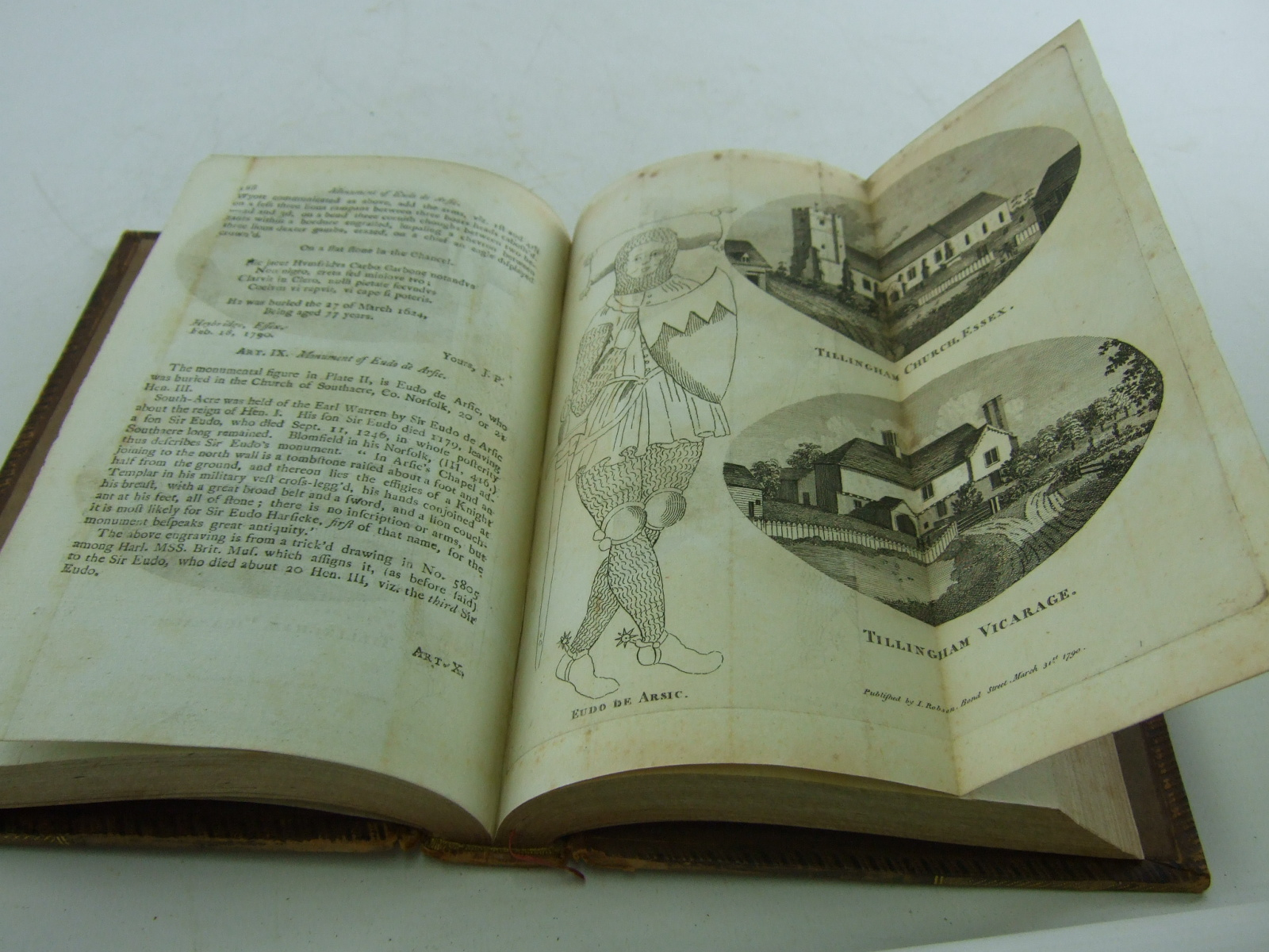 Photo of THE TOPOGRAPHER FOR THE YEAR 1790 VOLUME II published by Robson And Clarke, J. Walker, C. Stalker (STOCK CODE: 1806599)  for sale by Stella & Rose's Books