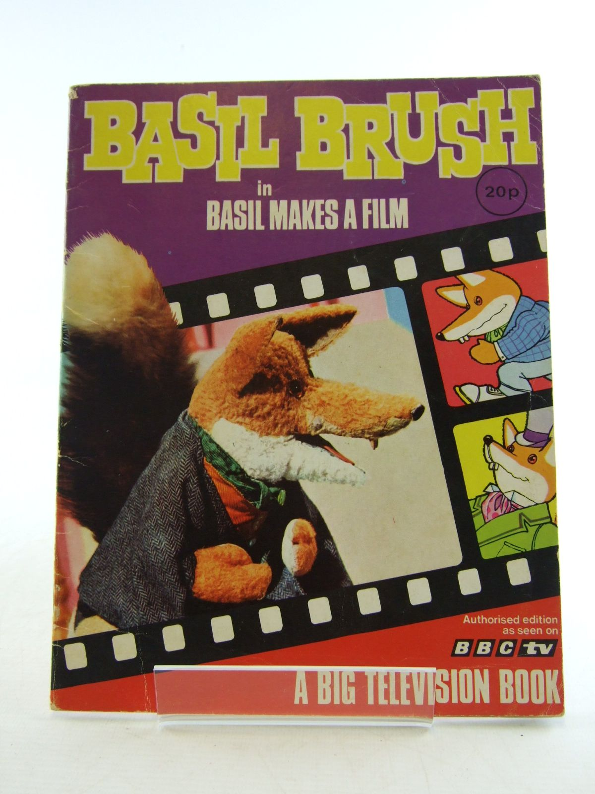 Photo of BASIL MAKES A FILM- Stock Number: 1806659