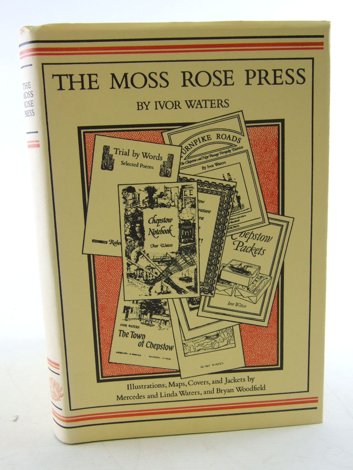 Photo of THE MOSS ROSE PRESS- Stock Number: 1806809