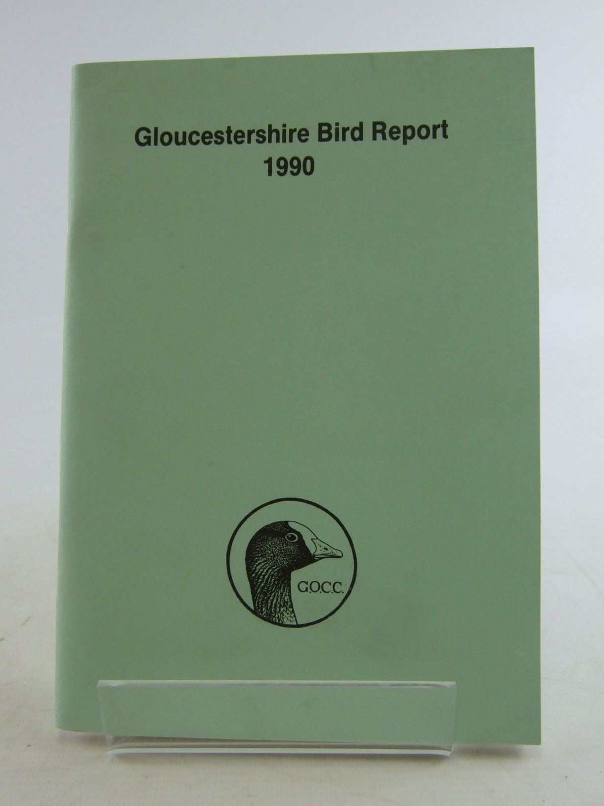 Photo of GLOUCESTERSHIRE BIRD REPORT 1990 written by Ffrench, R.P. (STOCK CODE: 1806868)  for sale by Stella & Rose's Books