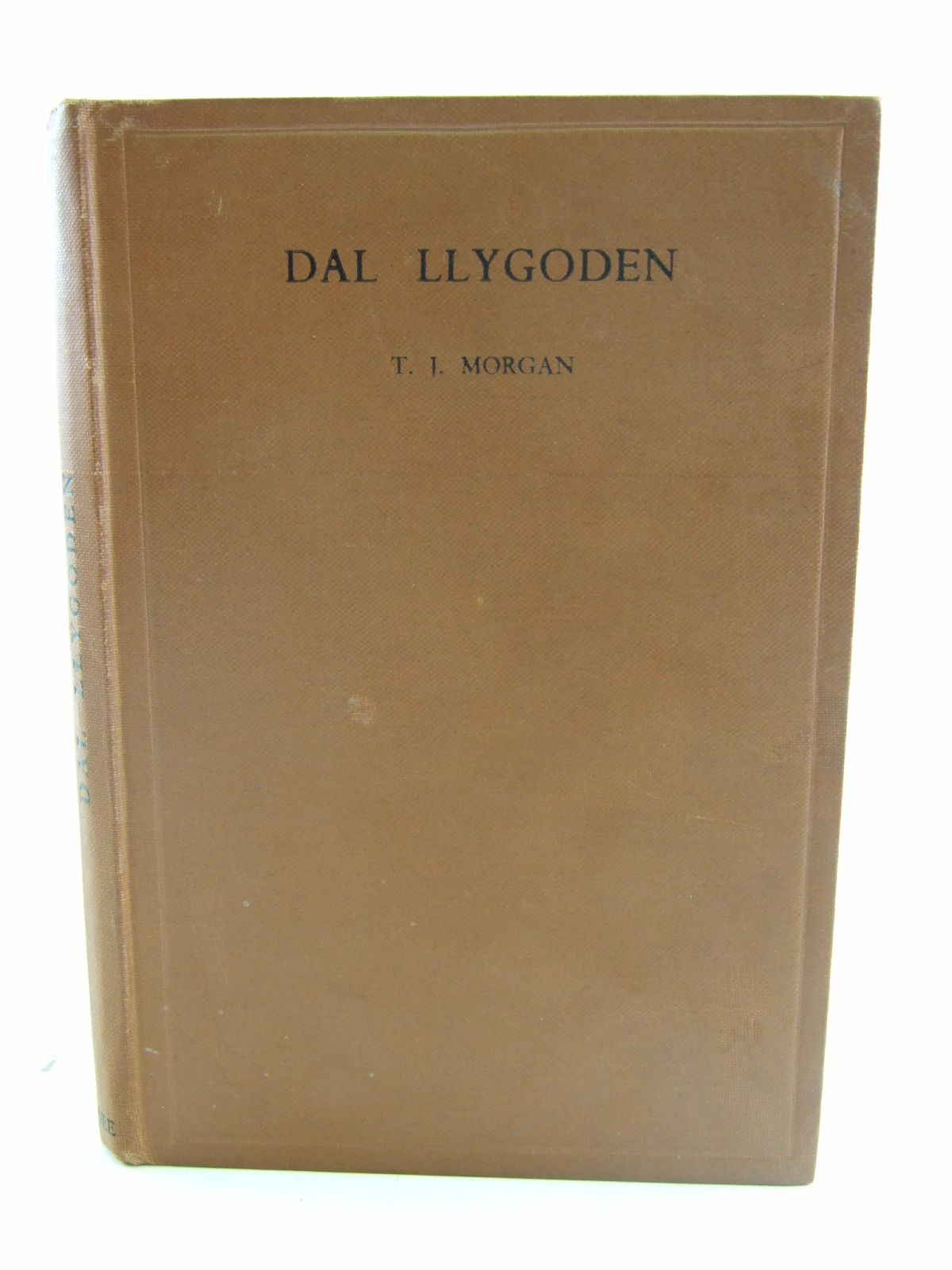 Photo of DAL LLYGODEN AC YSGRIFAU ERAILL written by Morgan, T.J. published by Gwasg Gee (STOCK CODE: 1806920)  for sale by Stella & Rose's Books