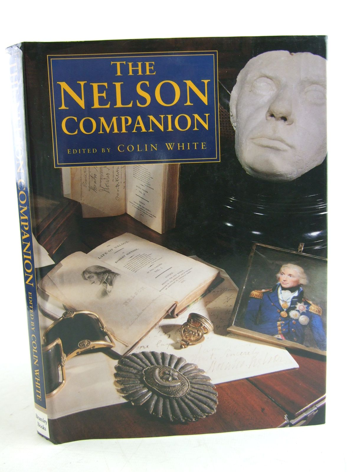 Photo of THE NELSON COMPANION written by White, Colin published by Bramley Books (STOCK CODE: 1806992)  for sale by Stella & Rose's Books