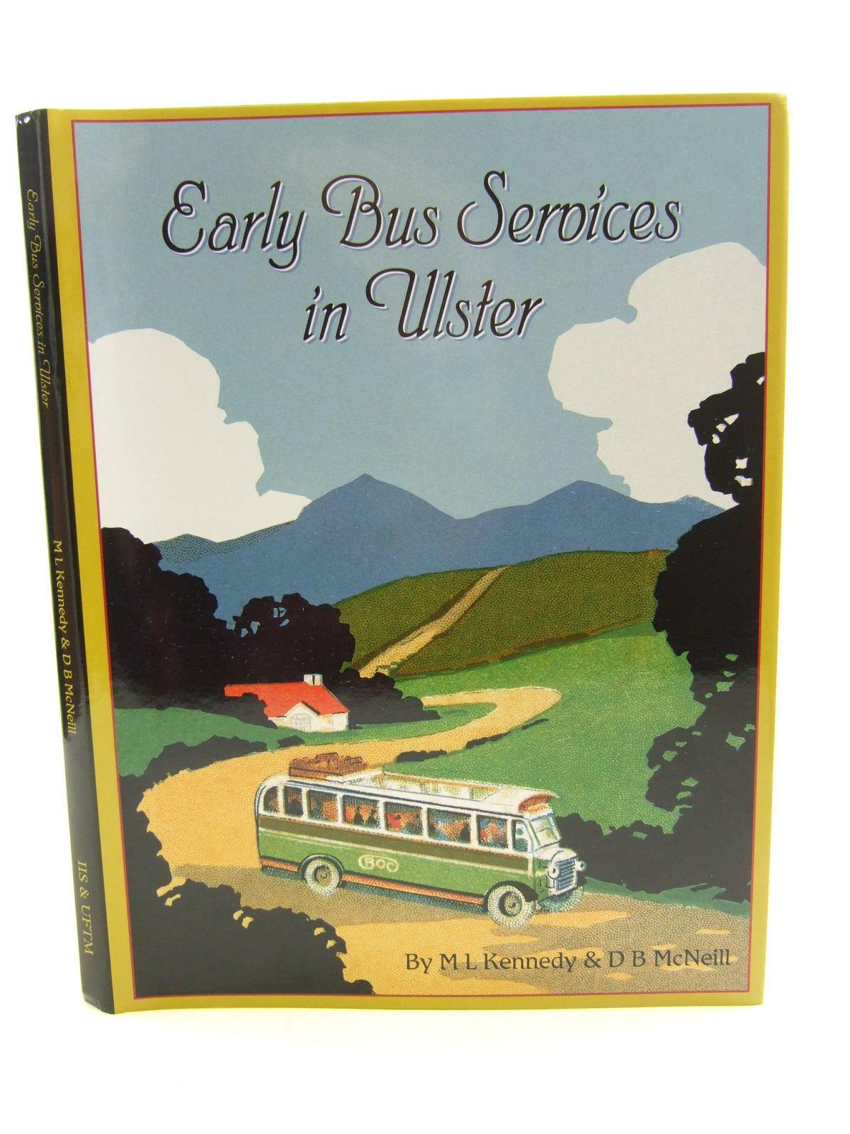 Photo of EARLY BUS SERVICES IN ULSTER- Stock Number: 1807139