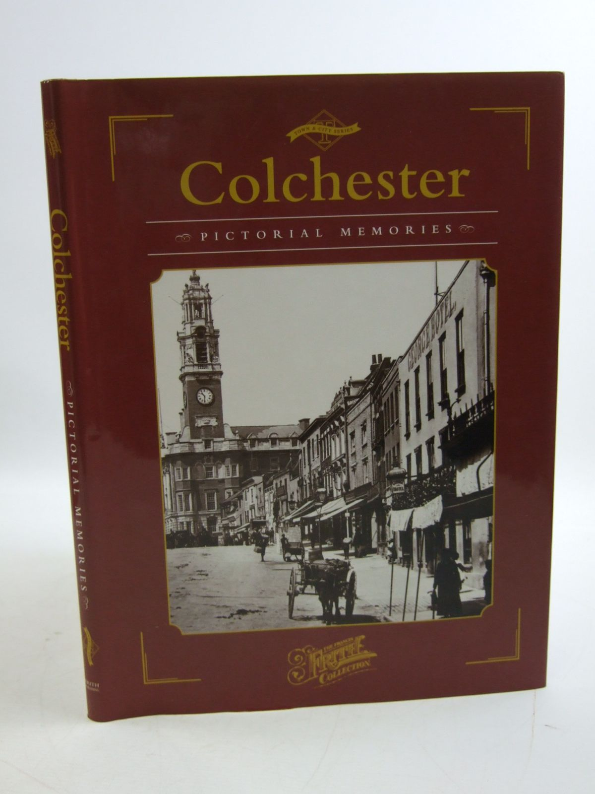 Photo of COLCHESTER written by Andrew, Martin published by Frith Publishing (STOCK CODE: 1807152)  for sale by Stella & Rose's Books