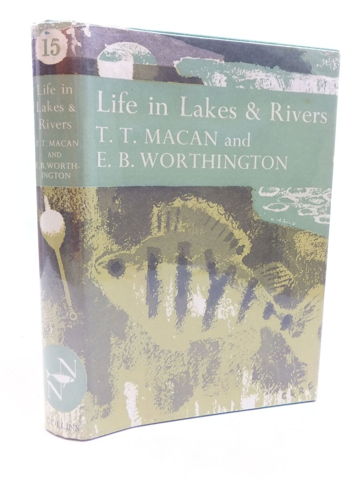 Photo of LIFE IN LAKES AND RIVERS (NN 15) written by Macan, T.T. Worthington, E.B. published by Collins (STOCK CODE: 1807229)  for sale by Stella & Rose's Books