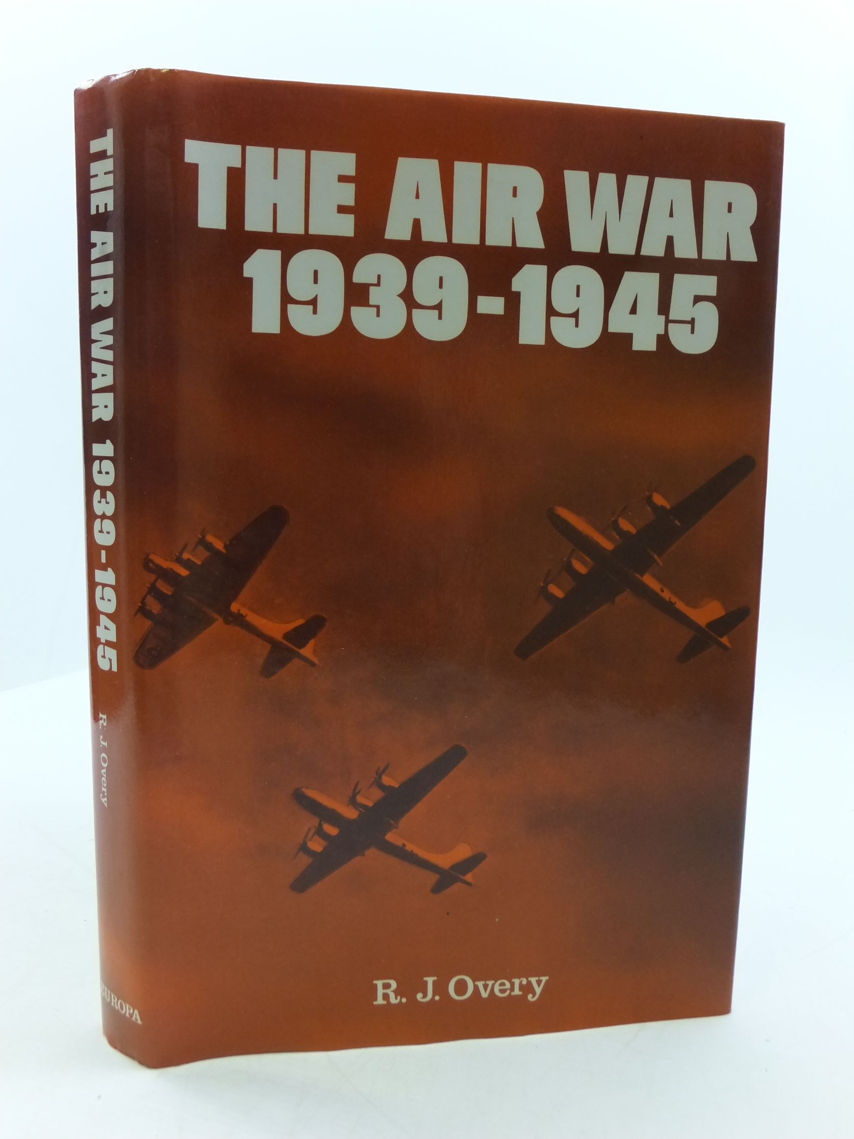 Photo of THE AIR WAR 1939-1945 written by Overy, R.J. published by Europa (STOCK CODE: 1807262)  for sale by Stella & Rose's Books