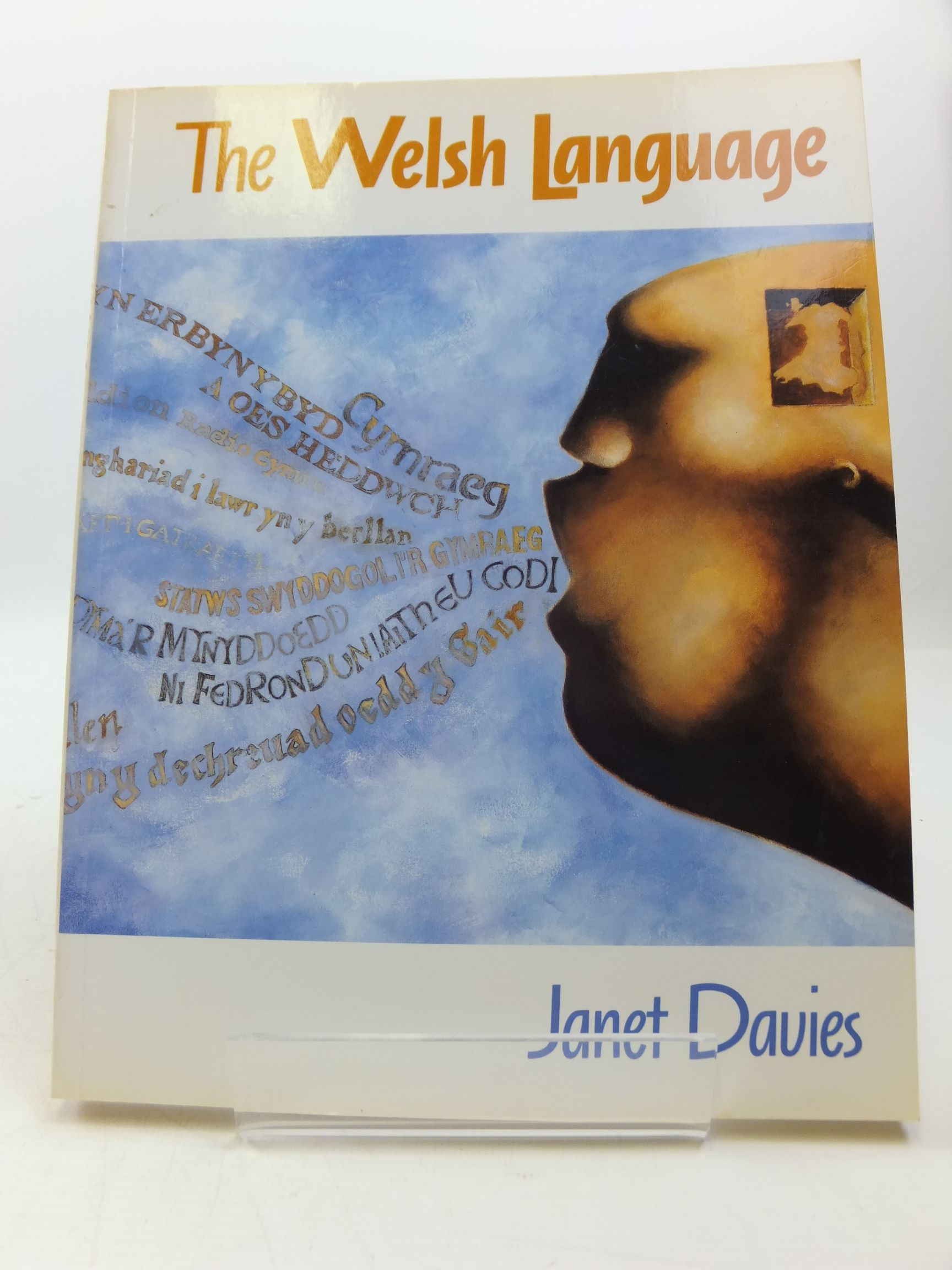 Photo of THE WELSH LANGUAGE- Stock Number: 1807348
