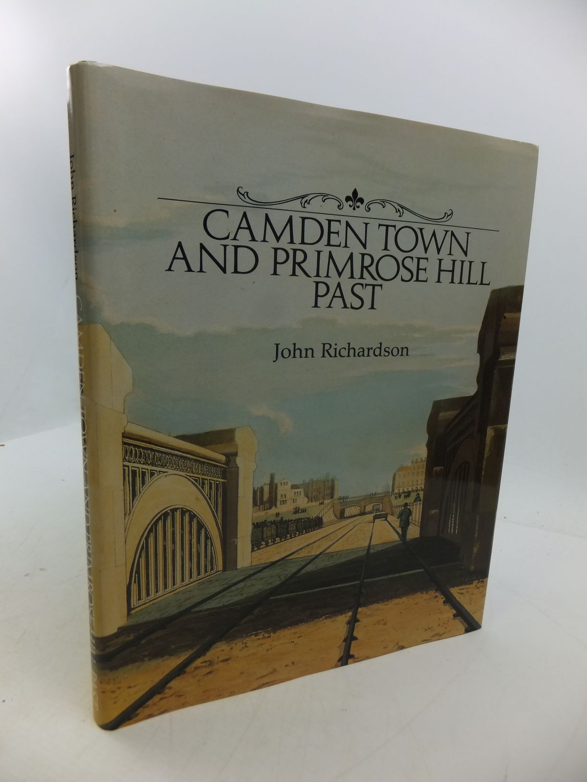 Photo of CAMDEN TOWN AND PRIMROSE HILL PAST written by Richardson, John published by Historical Publications Ltd. (STOCK CODE: 1807502)  for sale by Stella & Rose's Books