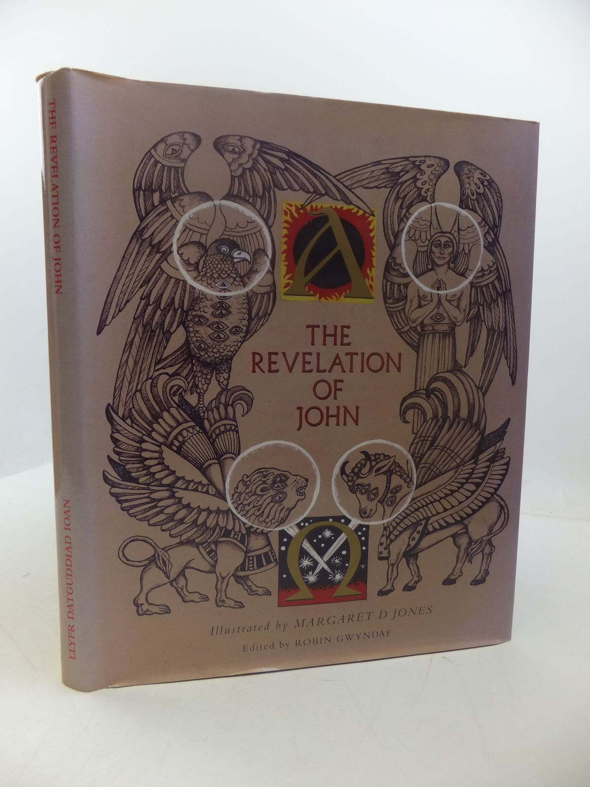Photo of THE REVELATION OF JOHN written by Gwyndaf, Robin illustrated by Jones, Margaret D. published by Robin Gwyndaf (STOCK CODE: 1807602)  for sale by Stella & Rose's Books