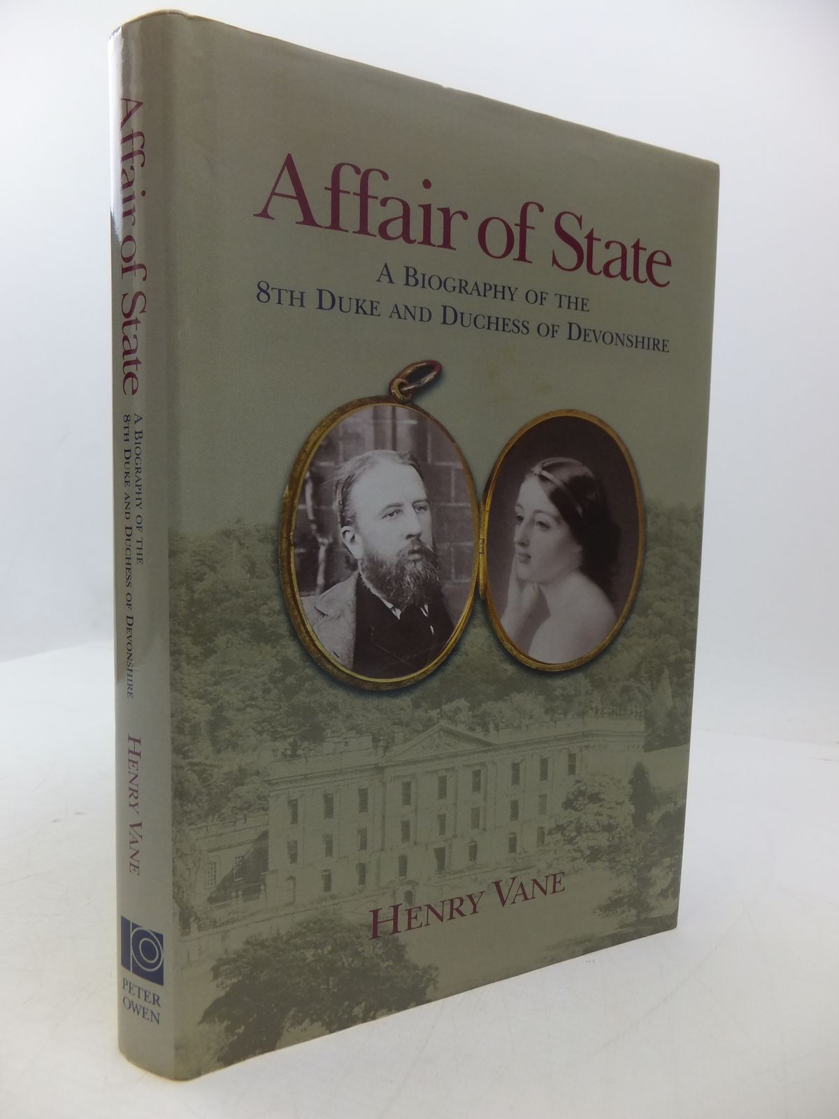 Photo of AFFAIR OF STATE: A BIOGRAPHY OF THE 8TH DUKE AND DUCHESS OF DEVONSHIRE- Stock Number: 1807678