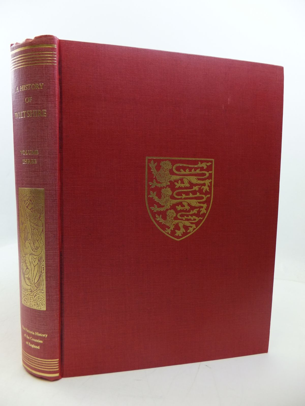 Photo of A HISTORY OF WILTSHIRE VOLUME III written by Pugh, R.B.<br />Crittall, Elizabeth published by Oxford University Press (STOCK CODE: 1807742)  for sale by Stella & Rose's Books