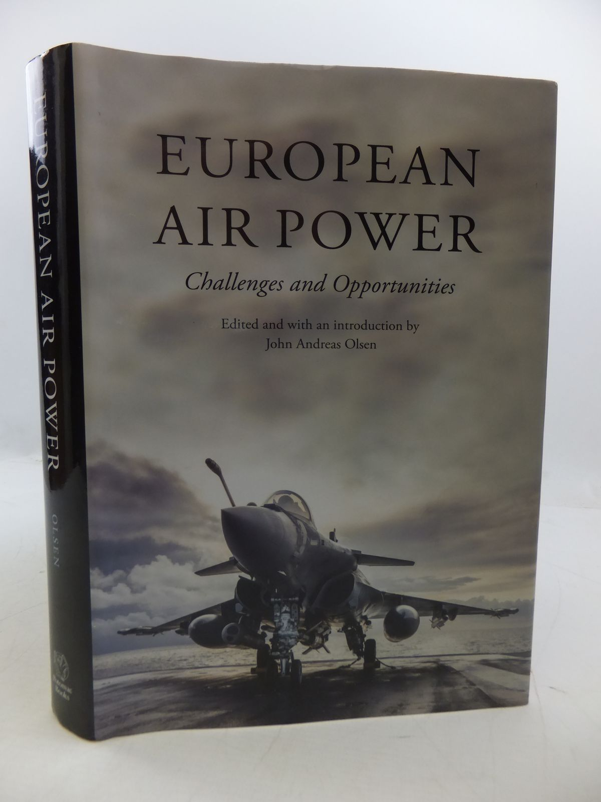 Photo of EUROPEAN AIR POWER: CHALLENGES AND OPPORTUNITIES written by Olsen, John Andreas published by Potomac Books, Inc. (STOCK CODE: 1807817)  for sale by Stella & Rose's Books