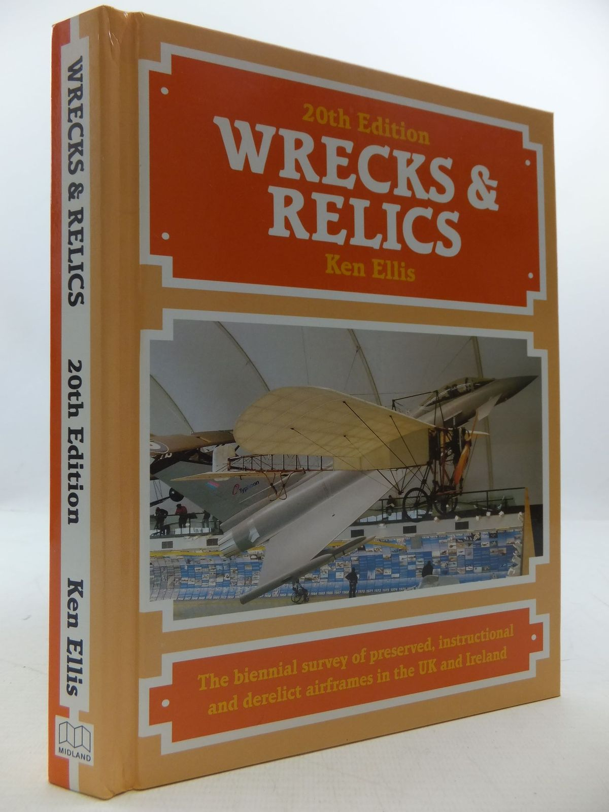 Photo of WRECKS & RELICS- Stock Number: 1807830