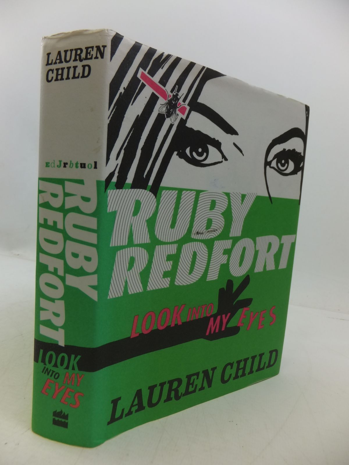 Photo of RUBY REDFORT: LOOK INTO MY EYES- Stock Number: 1807892
