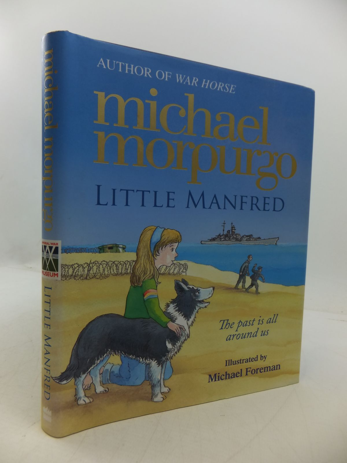 Photo of LITTLE MANFRED written by Morpurgo, Michael illustrated by Foreman, Michael published by Harper Collins Childrens Books (STOCK CODE: 1807902)  for sale by Stella & Rose's Books