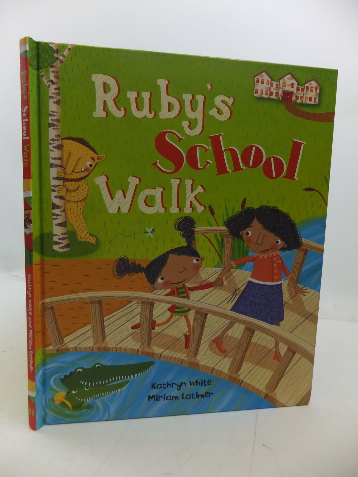 Photo of RUBY'S SCHOOL WALK- Stock Number: 1807937