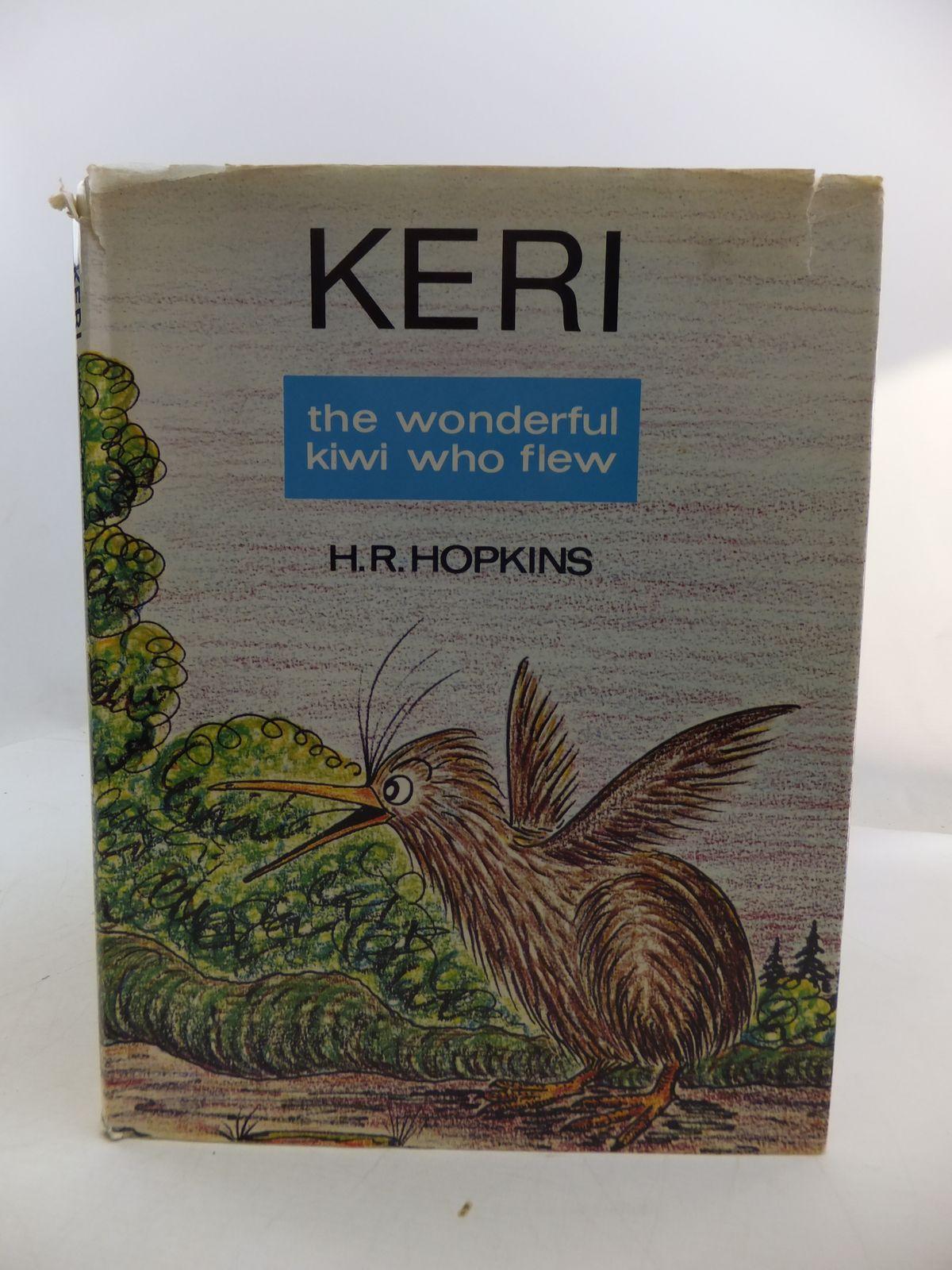 Photo of KERI THE WONDERFUL KIWI WHO FLEW- Stock Number: 1807945