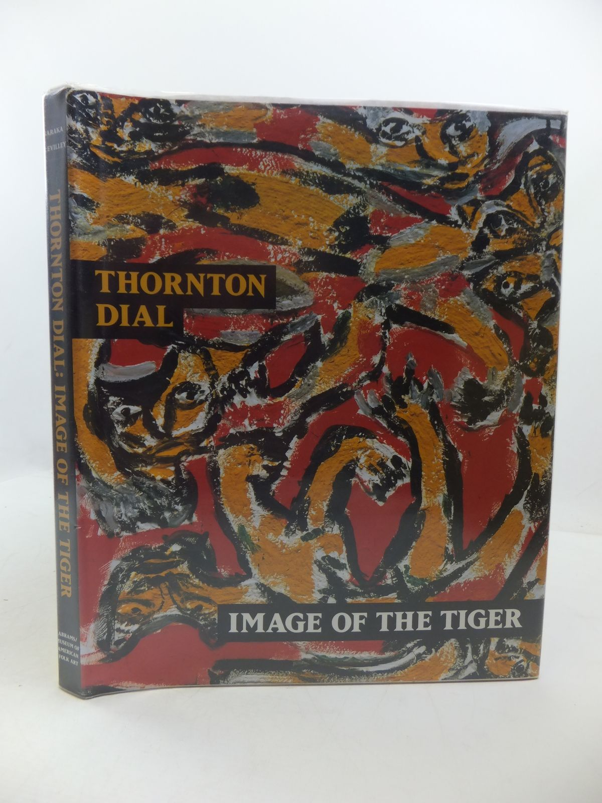 Photo of IMAGE OF THE TIGER written by Baraka, Amiri