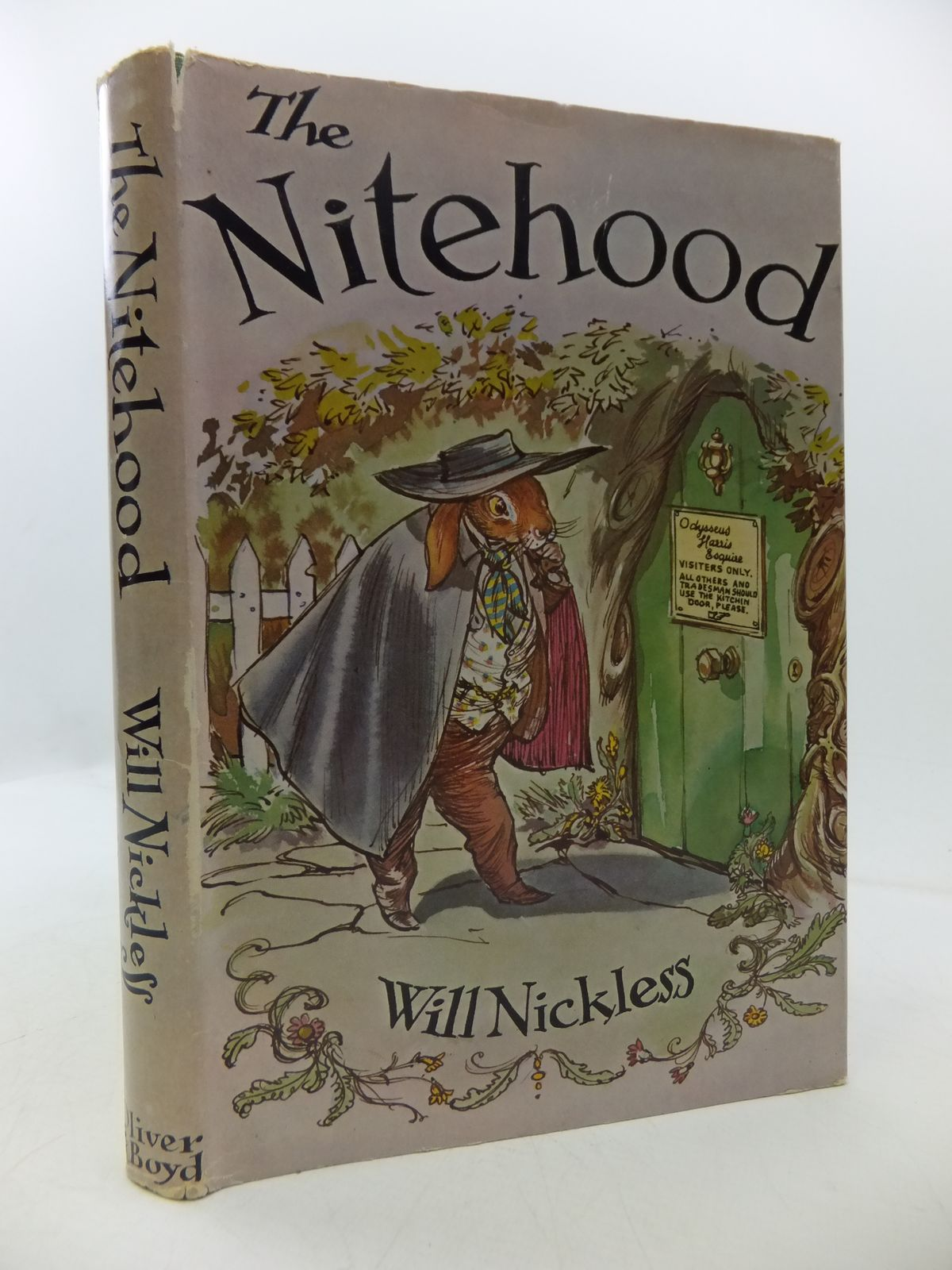 Photo of THE NITEHOOD written by Nickless, Will illustrated by Nickless, Will published by Oliver and Boyd (STOCK CODE: 1808026)  for sale by Stella & Rose's Books