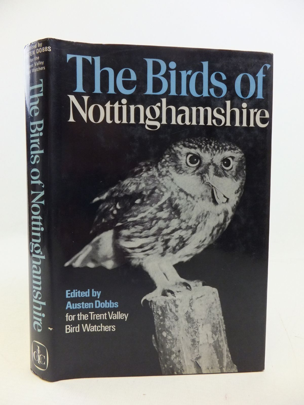 Photo of THE BIRDS OF NOTTINGHAMSHIRE PAST AND PRESENT written by Dobbs, Austen published by David & Charles (STOCK CODE: 1808181)  for sale by Stella & Rose's Books