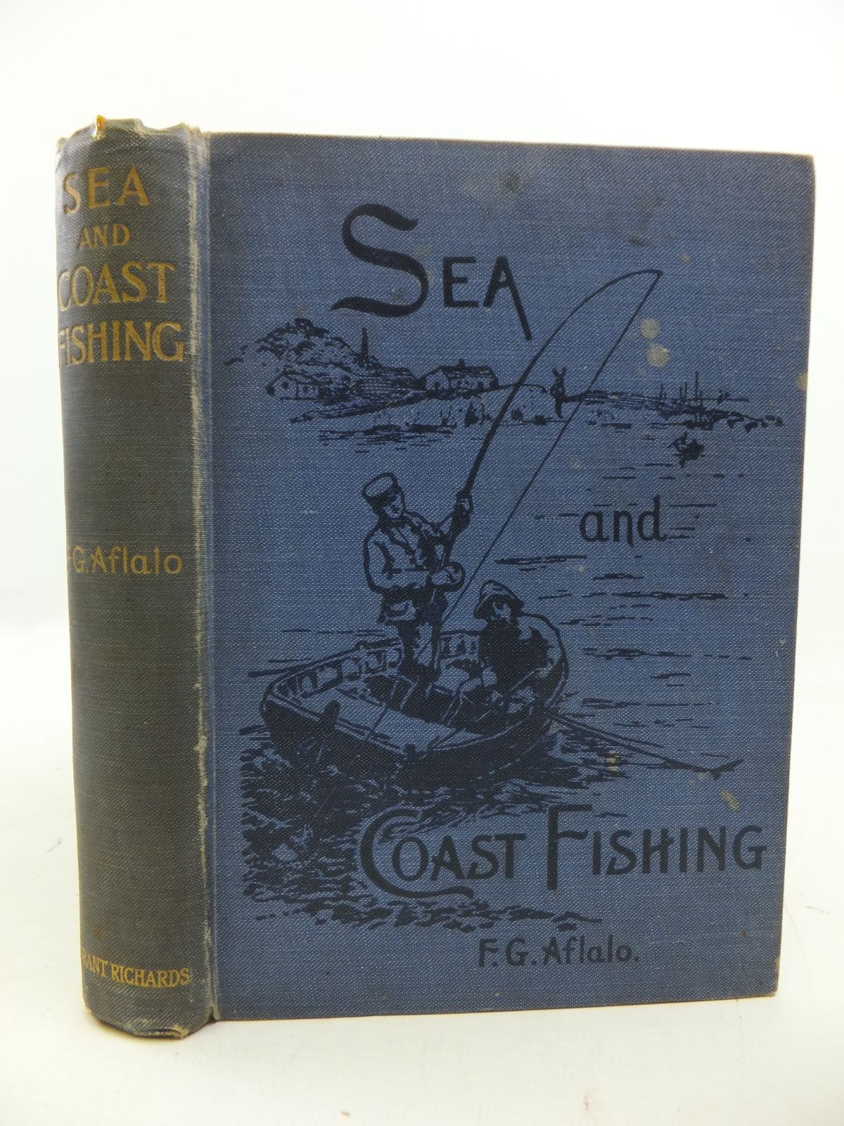 Photo of SEA & COAST FISHING- Stock Number: 1808197