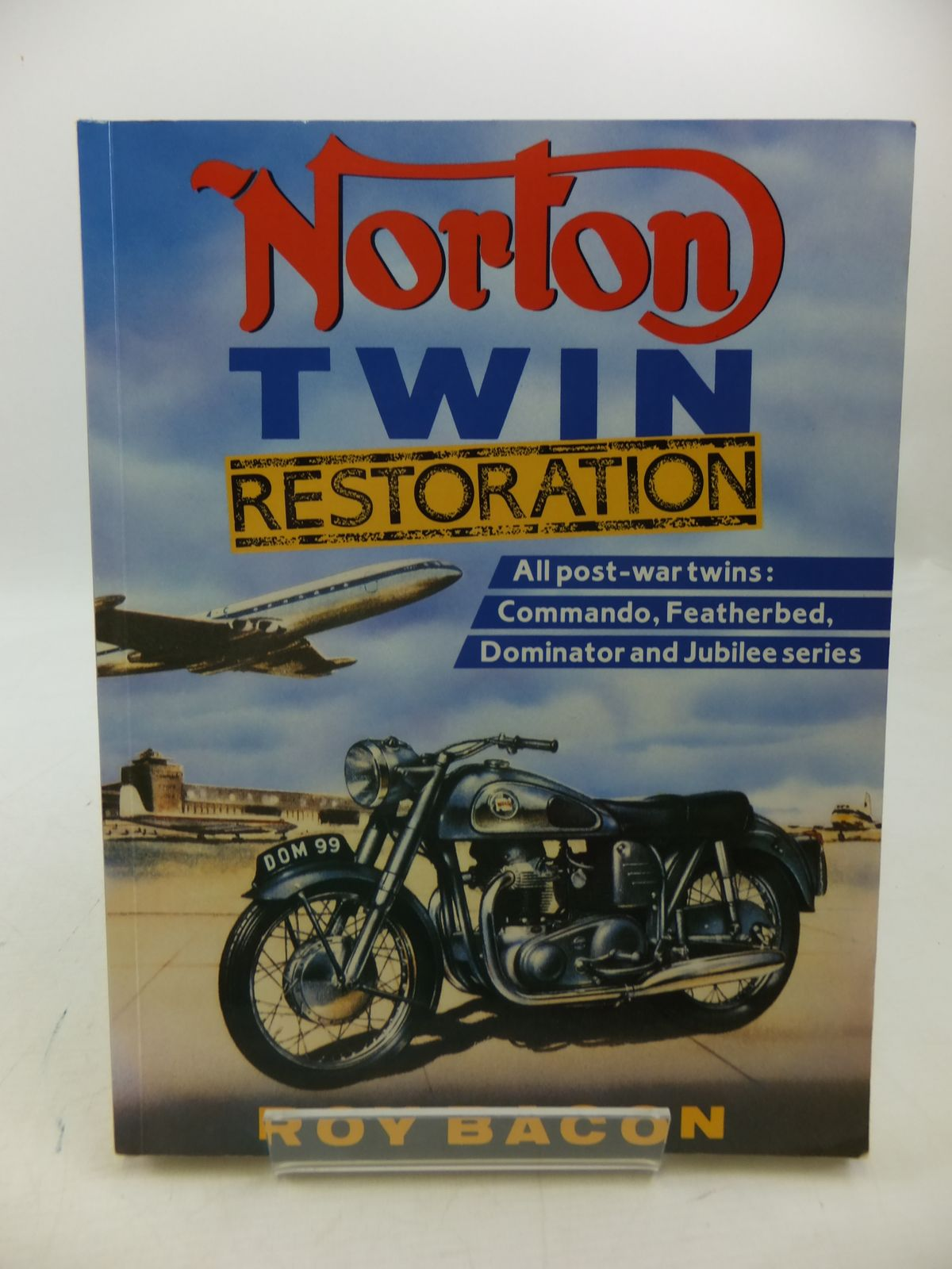 Photo of NORTON TWIN RESTORATION- Stock Number: 1808238