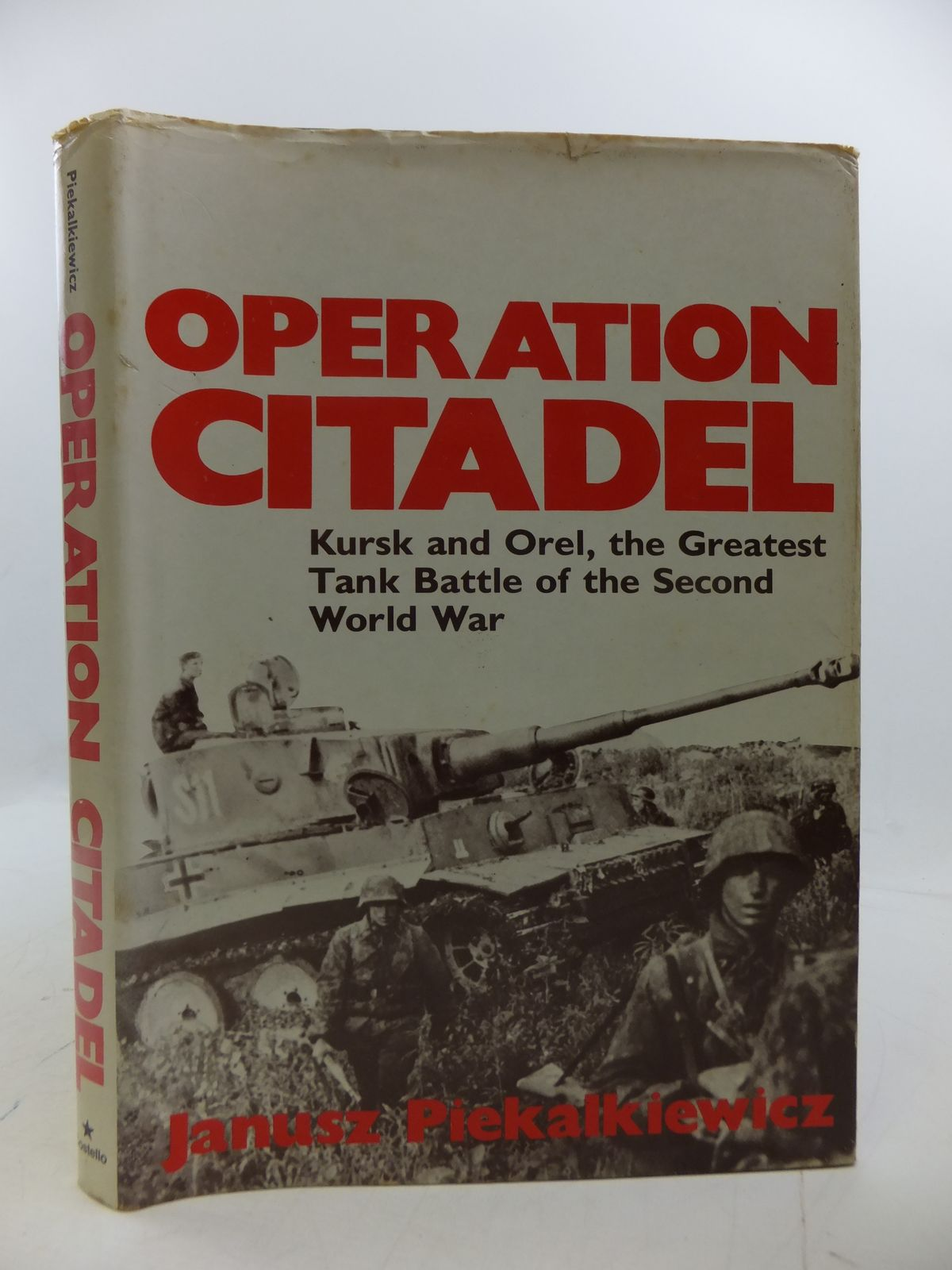 Photo of OPERATION 'CITADEL' written by Piekalkiewicz, Janusz published by Costello (STOCK CODE: 1808359)  for sale by Stella & Rose's Books