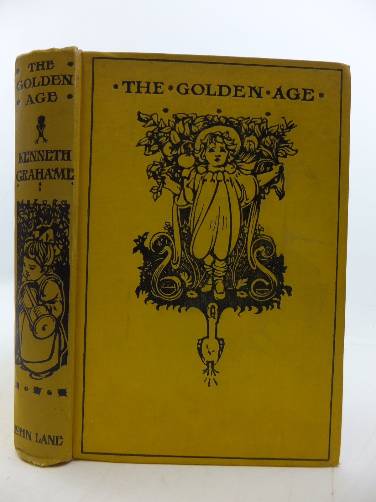 Photo of THE GOLDEN AGE written by Grahame, Kenneth published by John Lane The Bodley Head (STOCK CODE: 1808462)  for sale by Stella & Rose's Books