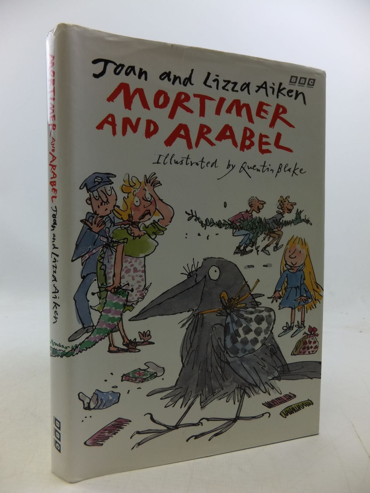 Photo of MORTIMER AND ARABEL written by Aiken, Joan Aiken, Lizza illustrated by Blake, Quentin published by BBC Books (STOCK CODE: 1808535)  for sale by Stella & Rose's Books