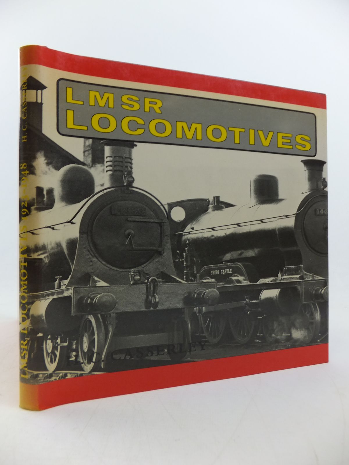 Photo of LMSR LOCOMOTIVES 1923-1948 VOLUME 2 written by Casserley, H.C. published by D. Bradford Barton (STOCK CODE: 1808736)  for sale by Stella & Rose's Books
