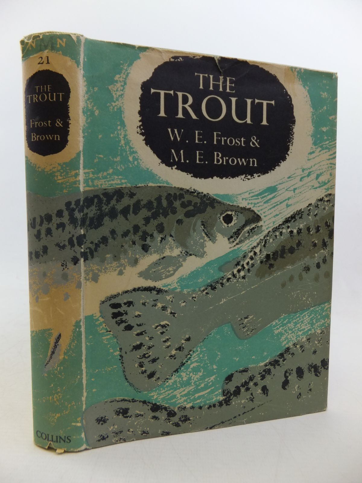 Photo of THE TROUT (NMN 21) written by Frost, W.E.<br />Brown, M.E. published by Collins (STOCK CODE: 1808821)  for sale by Stella & Rose's Books