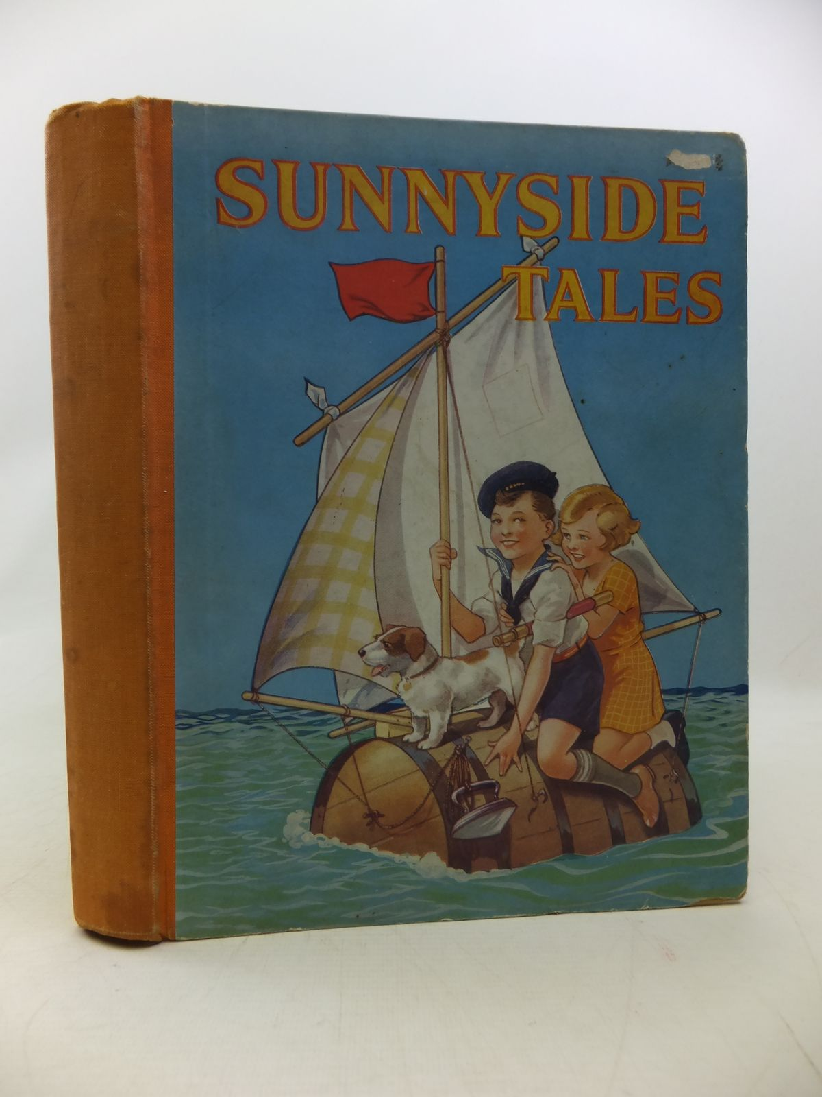 Photo of SUNNYSIDE TALES published by Juvenile Productions Ltd. (STOCK CODE: 1808926)  for sale by Stella & Rose's Books