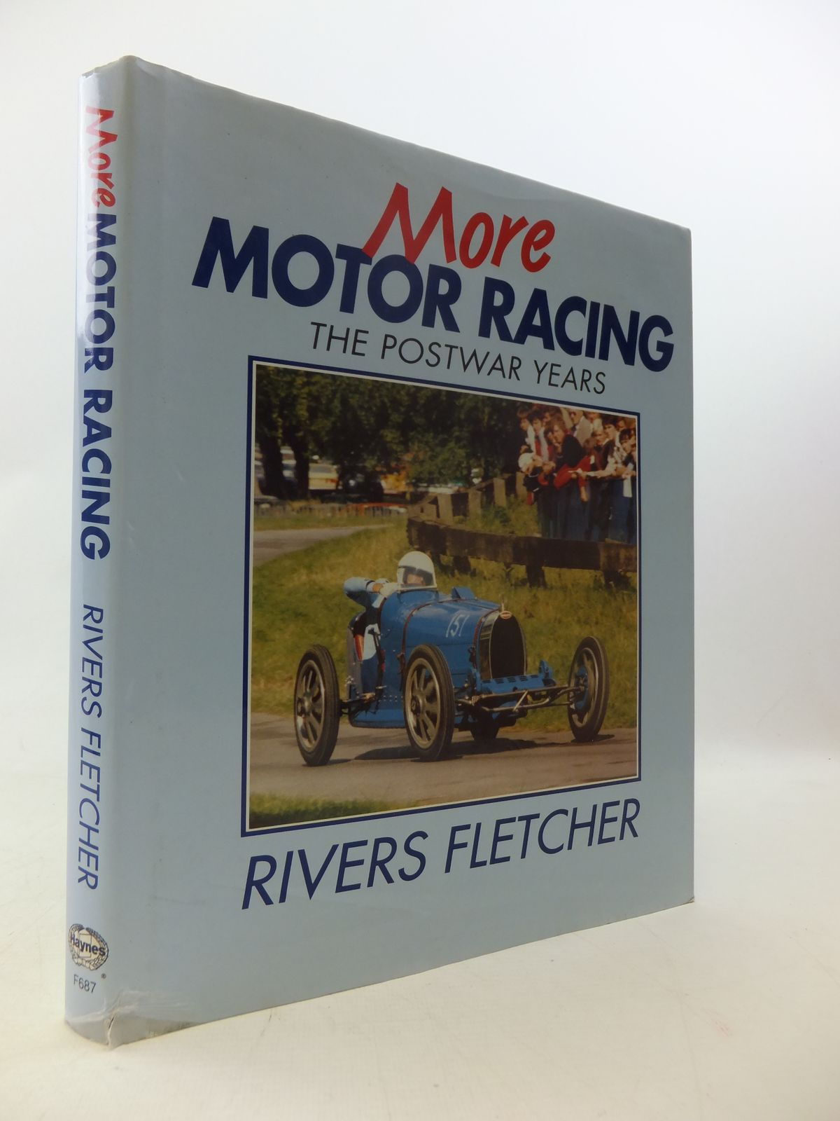 Photo of MORE MOTOR RACING THE POSTWAR YEARS- Stock Number: 1808981