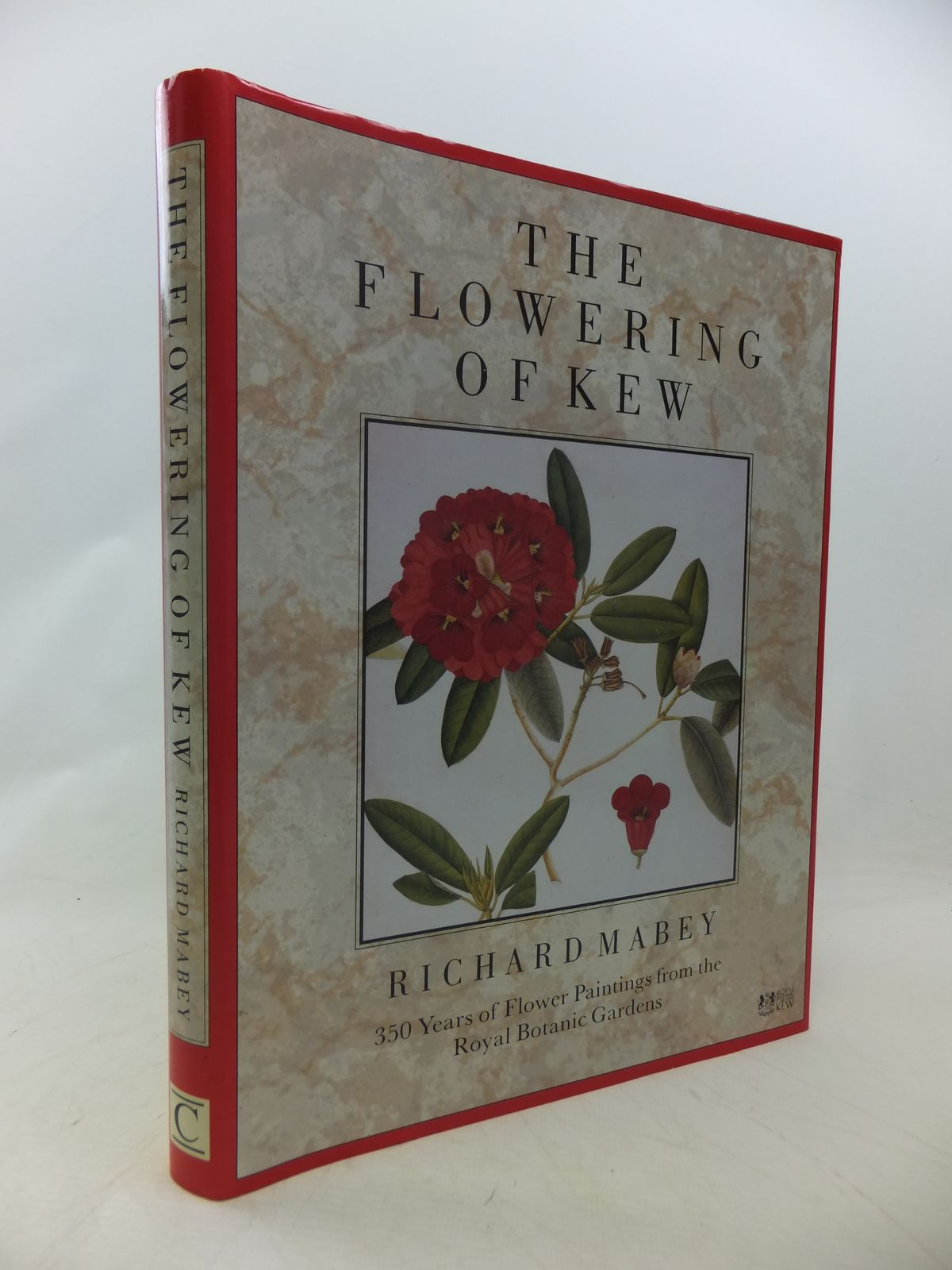 Photo of THE FLOWERING OF KEW written by Mabey, Richard published by Century (STOCK CODE: 1809018)  for sale by Stella & Rose's Books