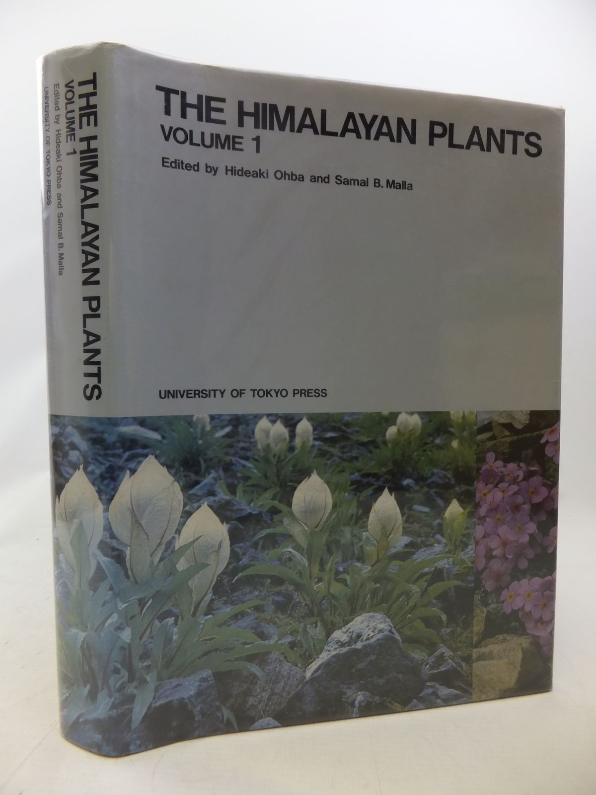 Photo of HIMALAYAN PLANTS VOLUME 1- Stock Number: 1809058
