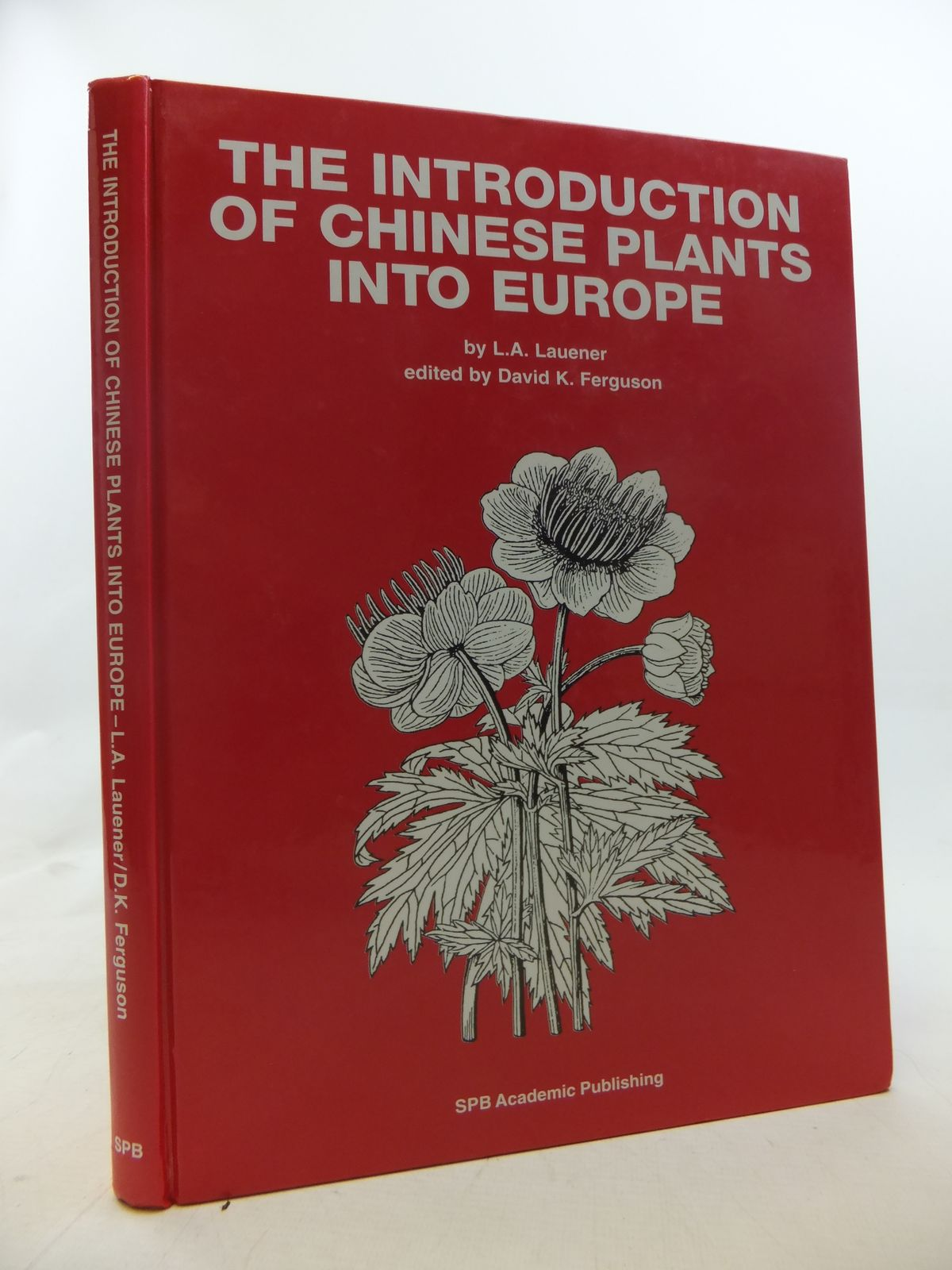 Photo of THE INTRODUCTION OF CHINESE PLANTS INTO EUROPE- Stock Number: 1809288
