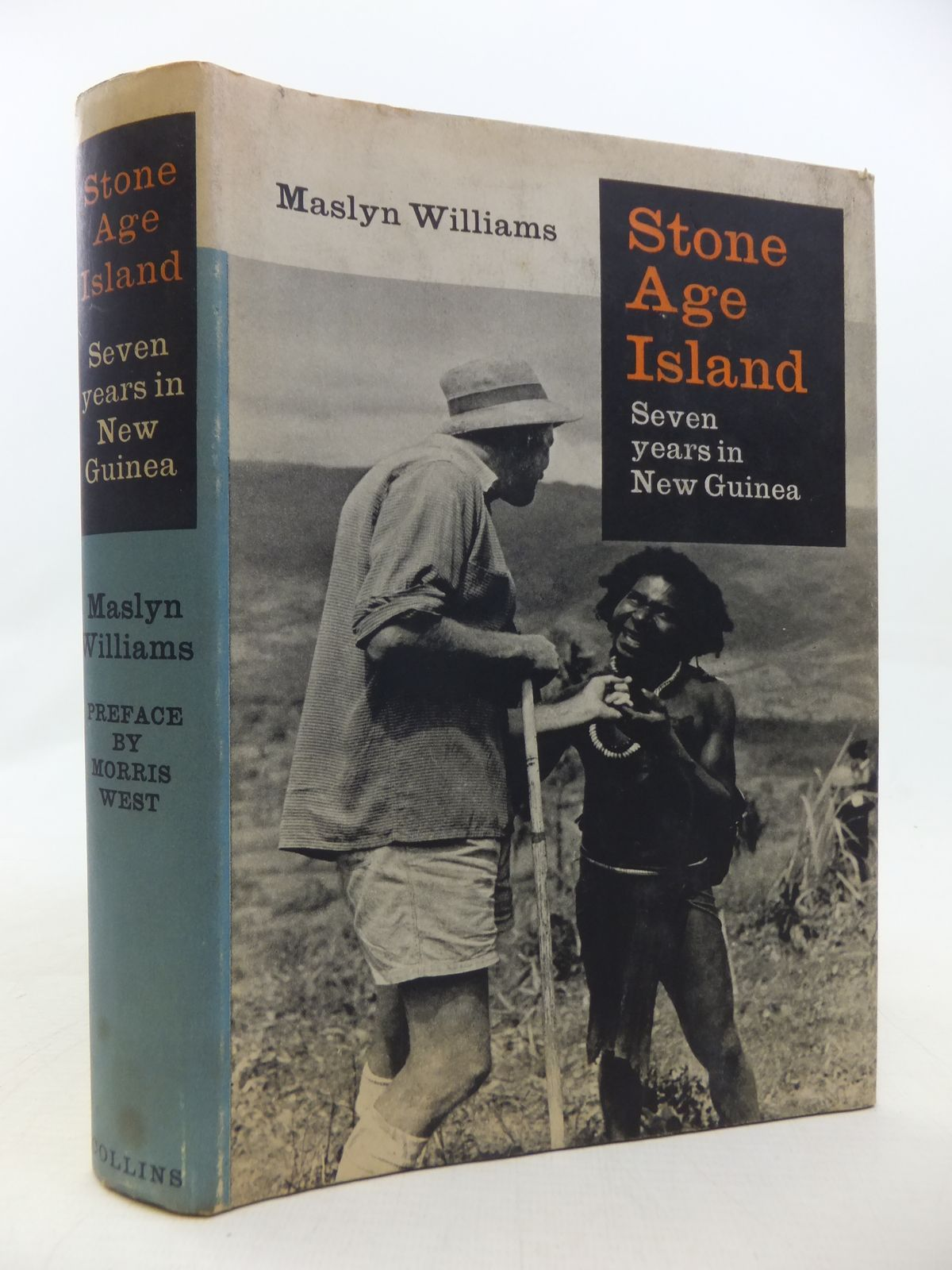 Photo of STONE AGE ISLAND: SEVEN YEARS IN NEW GUINEA- Stock Number: 1809310