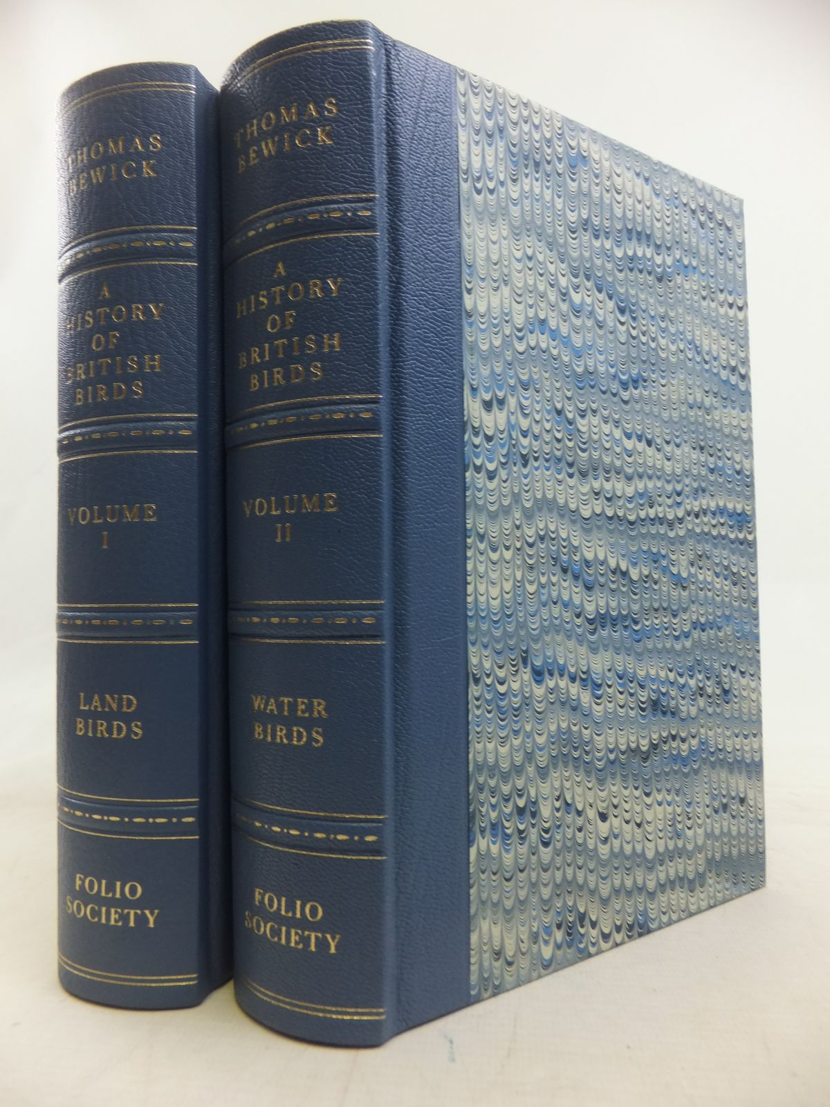 Photo of A HISTORY OF BRITISH BIRDS (2 VOLUMES) written by Bewick, Thomas