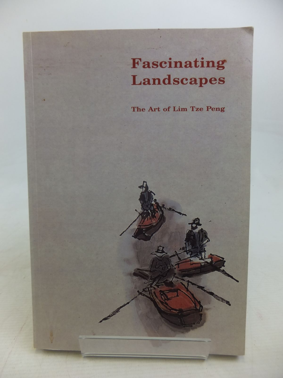 Photo of FASCINATING LANDSCAPES: THE ART OF LIM TZE PENG- Stock Number: 1809521