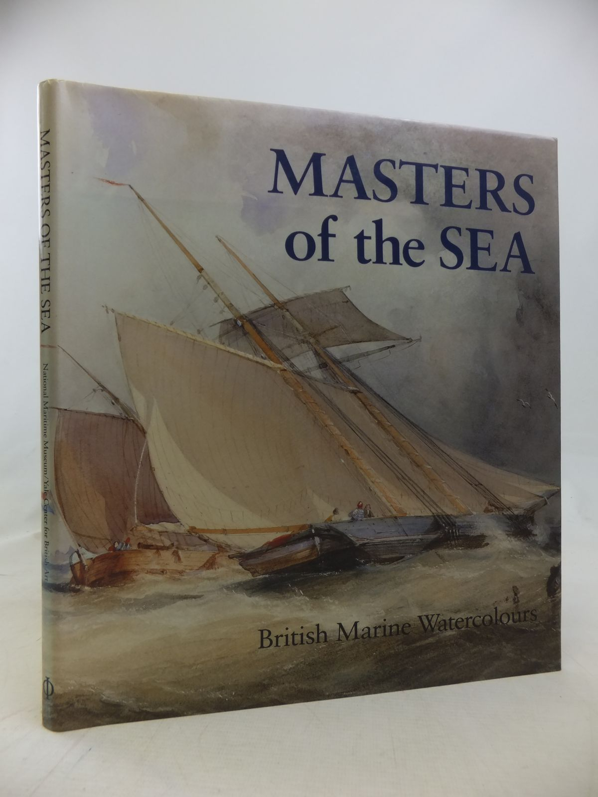 Photo of MASTERS OF THE SEA written by Quarm, Roger Wilcox, Scott published by Phaidon Press (STOCK CODE: 1809761)  for sale by Stella & Rose's Books