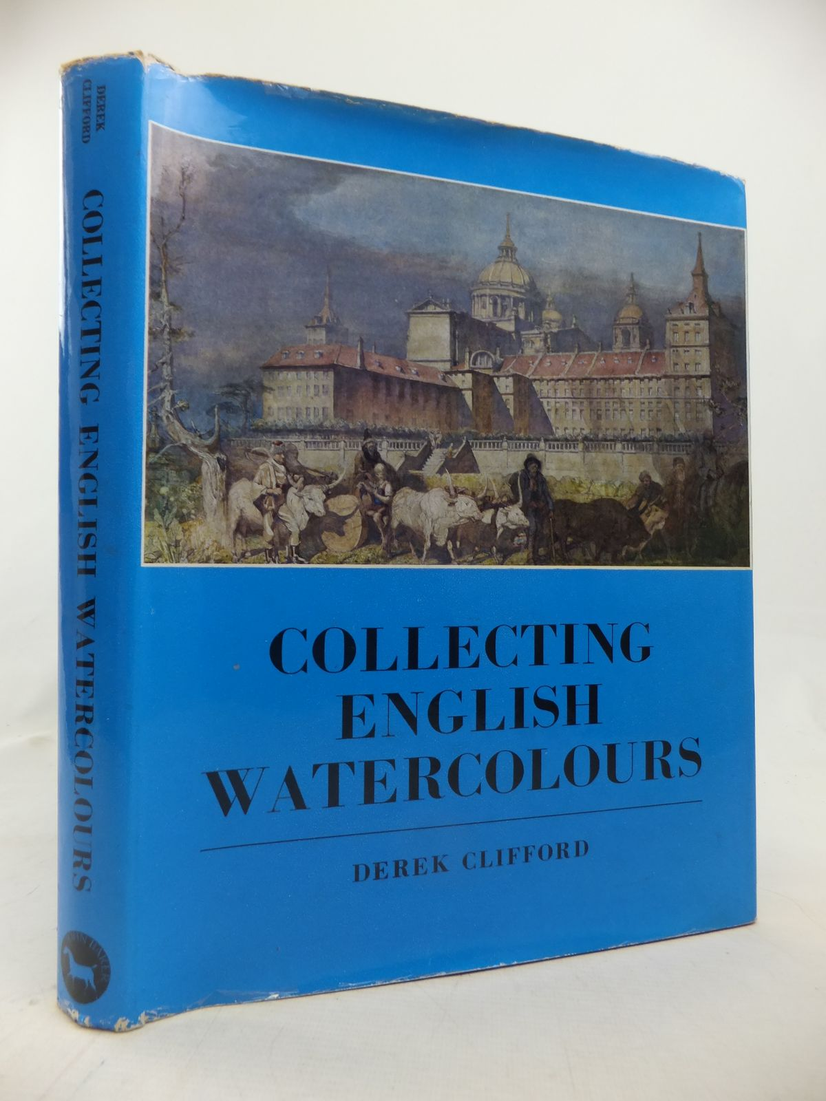 Photo of COLLECTING ENGLISH WATERCOLOURS written by Clifford, Derek published by John Baker (STOCK CODE: 1809803)  for sale by Stella & Rose's Books